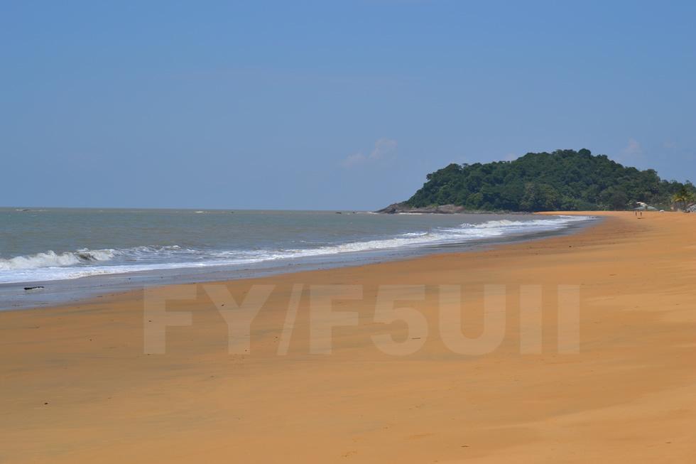 FY F5UII En Guyane du 18 au 27 février 2014