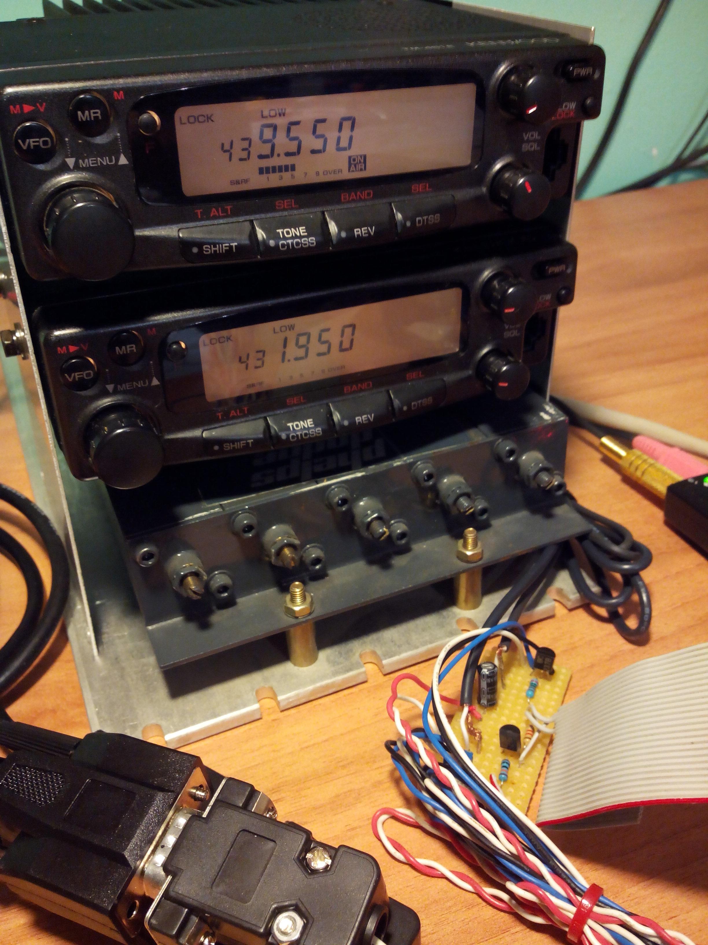 comment monter un relais avec svxlink et un raspberry pi f5uii station radioamateur fran aise. Black Bedroom Furniture Sets. Home Design Ideas