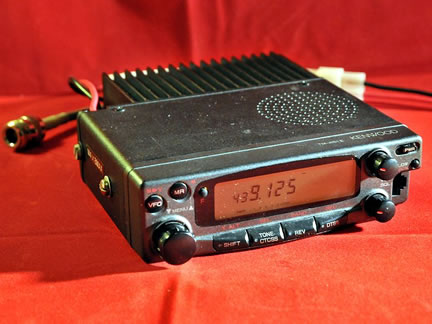 Kenwood TM 451