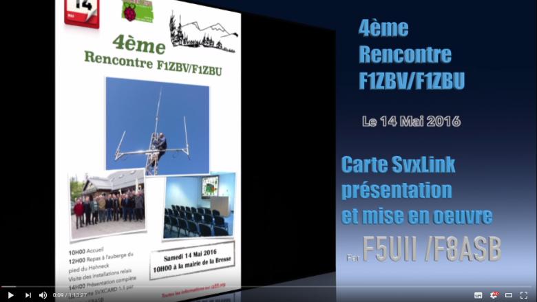 Conférence SvxCard 2016