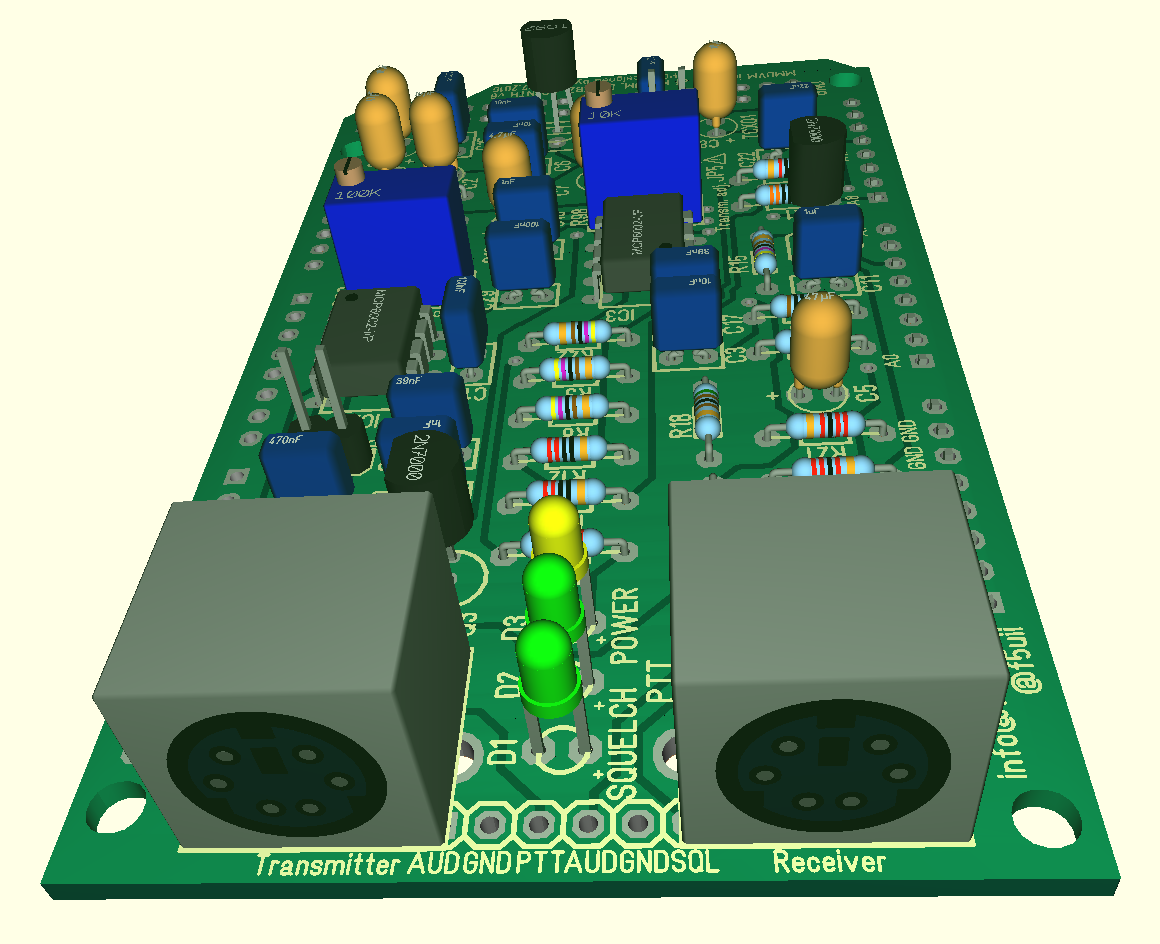 MMDVM F5UII Final 1 mmdvm board for arduino due f5uii french hamradio station  at readyjetset.co