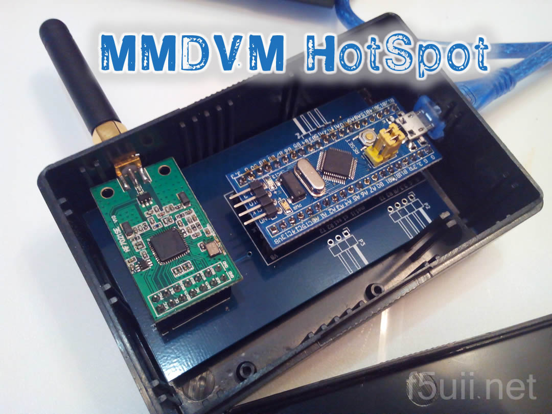 Build Your Mmdvm Hotspot Yourself Own Circuit Homebrew