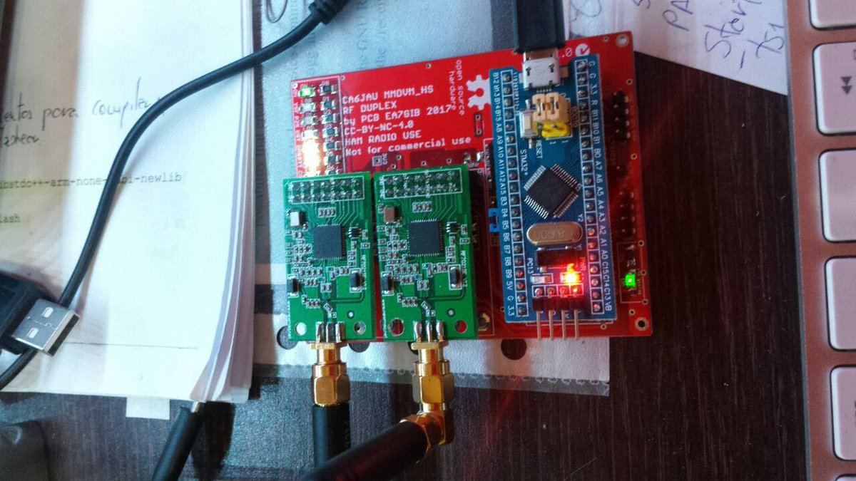Build your MMDVM Hotspot yourself