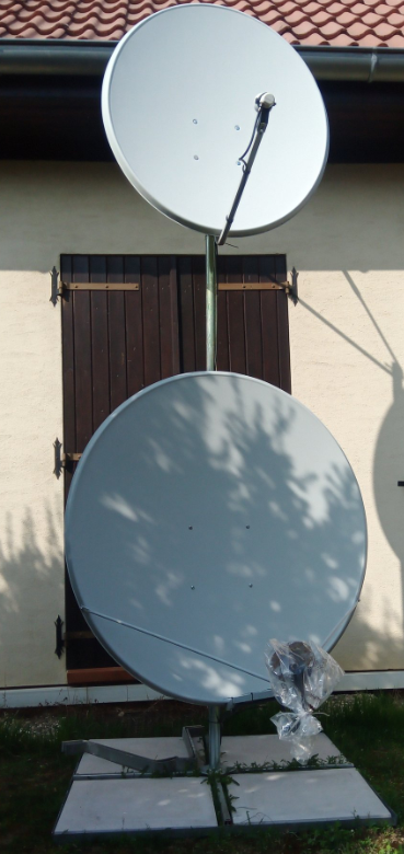 Receive the Es'Hail 2 satellite with SDR Console